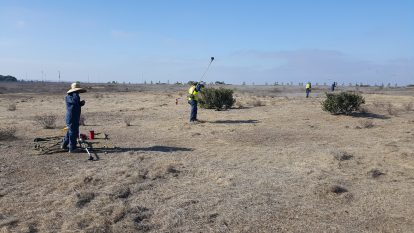 Otay Mesa Vernal Pool Habitat Restoration Project